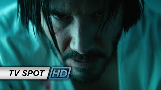 "John Wick (2014 Movie - Keanu Reeves) Official TV Spot - ""Vengeance"""
