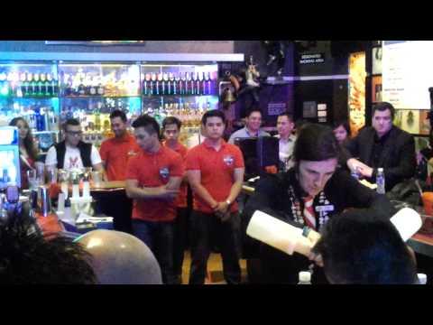 TGIFridays Asia-Pacific Bartender Championship (Australia bet)