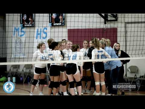 Medina Christian Academy Varsity Volleyball vs Mentor Christian School