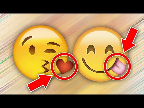 10 Emoji And Their Hidden Meanings Youtube