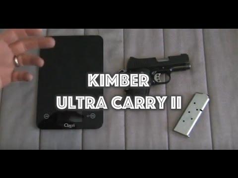 Kimber Ultra Carry 2: Carry Gun Or Range Toy?