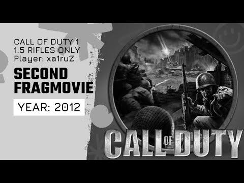 Call of Duty 1 Fragmovie [unedited] xa1ruZ cod1