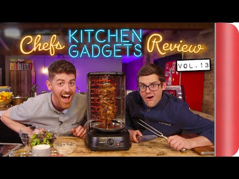 Chefs Review Kitchen Gadgets Vol.13