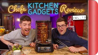 Download Chefs Review Kitchen Gadgets Vol.13 Mp3 and Videos