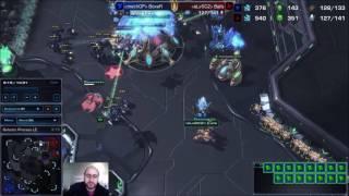 El Disruptor más Troll - TvP - GrandMaster - BoxeR vs Bails - Starcraft 2: LotV