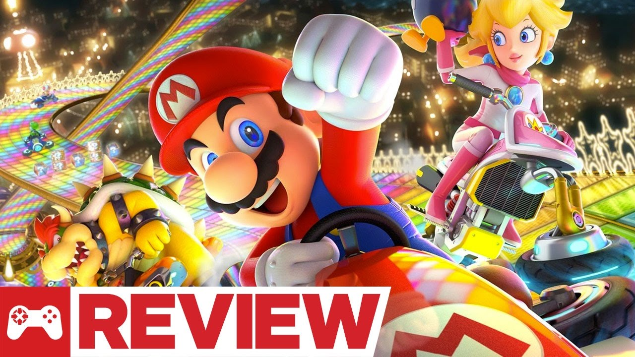 'Mario Kart 8 Deluxe' review