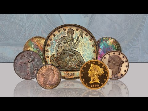 CoinWeek: Legend Rare Coin Auctions Regency Auction XVI Private Lot Viewing - 4K