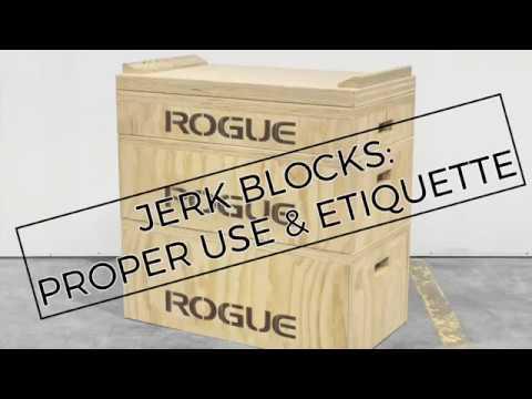 EP.72 | Jerk Blocks: Proper Use & Etiquette
