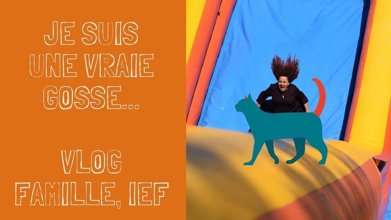 JE FAIS DE L'ÉOLIENNE A PARCOFOLIES 😂 *208* [VLOG FAMILLE, IEF]