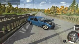 BeamNG. Drive: Polish Roads v1.2 Mod Trailer!