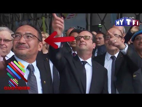 Hollande en voyage : un dernier pour la route ! - Quotidien du 29 Mars
