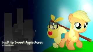 MLP Original - Back To Sweet Apple Acres
