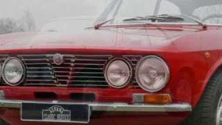 1974 Alfa Romeo GT 1600 Junior (HD photo video with stereo engine sounds!)