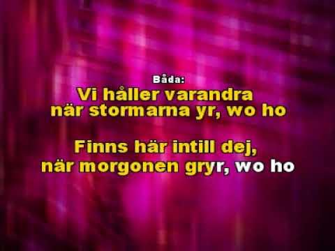 Allt som jag känner (karaoke) - Tommy Nilsson & Tone Norum