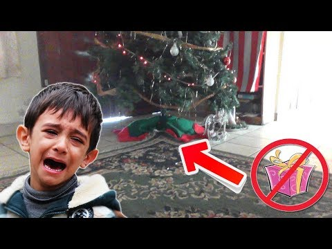 Top 5 Kids That Got NOTHING for Christmas (Kids Reacting to