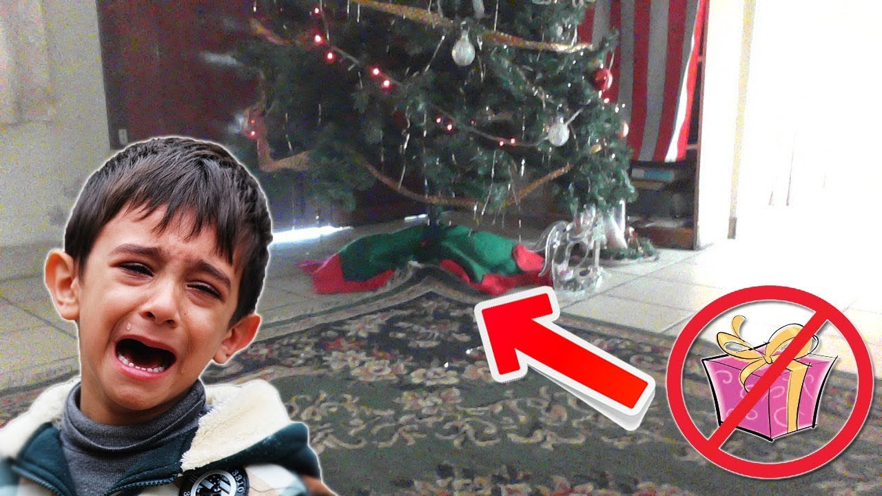 Top 5 Kids That Got NOTHING for Christmas (Kids Reacting to Getting ...