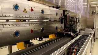 Международные исследования в Германии – рентгеновский лазер European Xfel