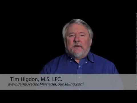 Bend, Oregon Marriage Counseling - Tim Higdon