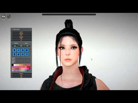 Black Desert Online 2nd Beta Sorcerer Customization HD