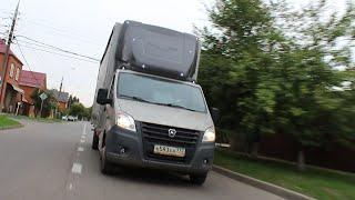 Газель Некст с двигателем Тойота 3UZ / Next swap V8 / Свапзона Краснодар