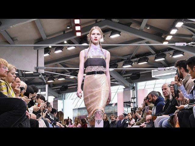 Prada | Resort 2018 Full Fashion Show | Exclusive