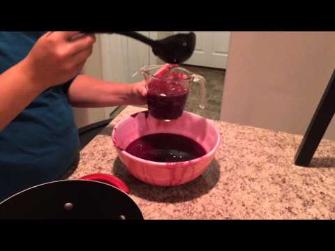 How to Make Chokecherry Jam