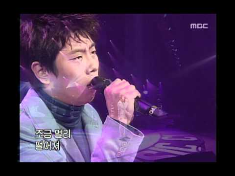 음악캠프 - Park Hyo-shin - Good person, 박효신 - 좋은 사람, Music Camp 20021116
