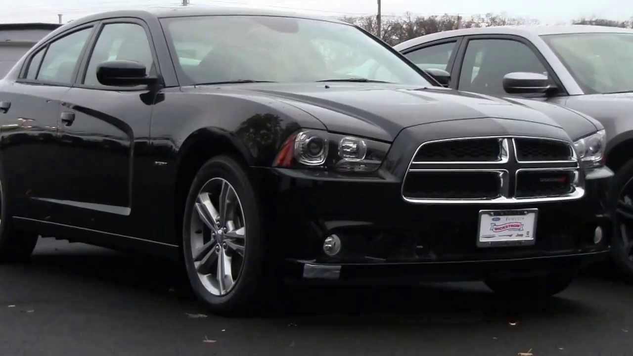 2014 dodge charger rt max awd black youtube. Black Bedroom Furniture Sets. Home Design Ideas