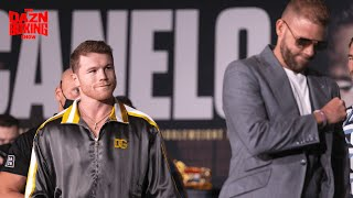 Canelo Gives Honest Opinion On What He Thinks of Billy Joe Saunders