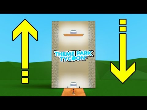 Youtube Videos Jelly Roblox Theme Park How To Build A Working Elevator In Theme Park Tycoon 2 Roblox Youtube