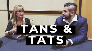 Tans and Tatts- Interview with head NPC IFBB judge Sandy Williamson