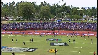 Samoa v All Blacks Match Highlights