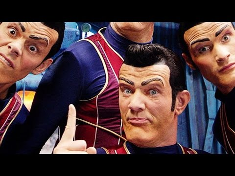 Lazy Town We Are Number One FULL EPISODE - Robbie's Dream Te