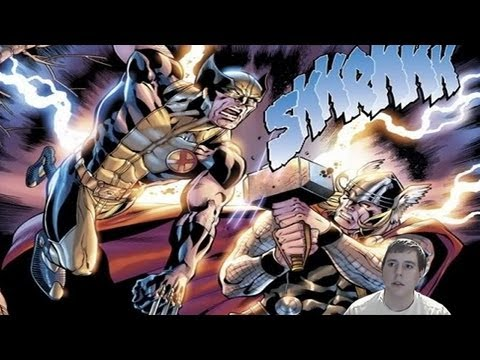 Thor vs wolverine death battle who would win youtube - Wolverine cgi ...