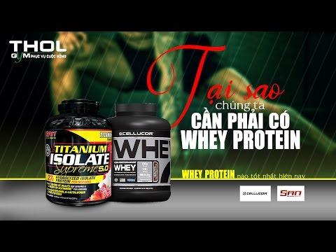 DN Vlog - Tại sao whey protein quan trọng cần thiết? Loại whey nào tốt nhất hiện nay?