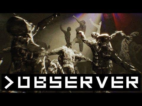 OBSERVER 👁️ 007: Fetzen der Vergangenheit