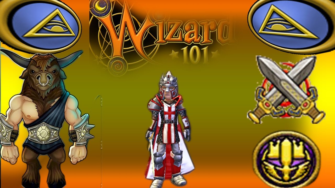 wizard101 pvp myth low level youtube