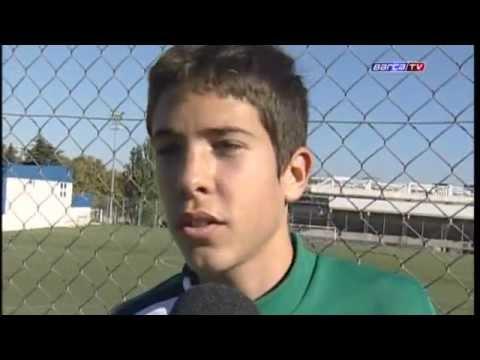 FC Barcelona - Los dos años de Alba en el Cornellà
