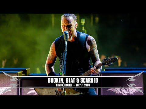 Metallica: Broken, Beat & Scarred (MetOnTour - Nimes, France - 2009) Thumbnail image