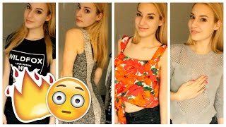 HUGE Online Shopping TRY-ON Haul! - Sheinside, choies, yoyomelody