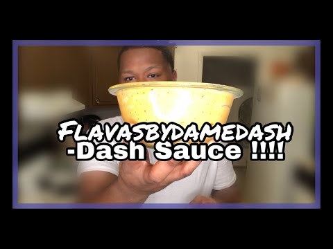 -Dash Sauce| Sauce good for Fried Foods