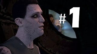 The Walking Dead Season 3 A New Frontier Episode 2 Gameplay Walkthrough Part 1 - Ties That Bind