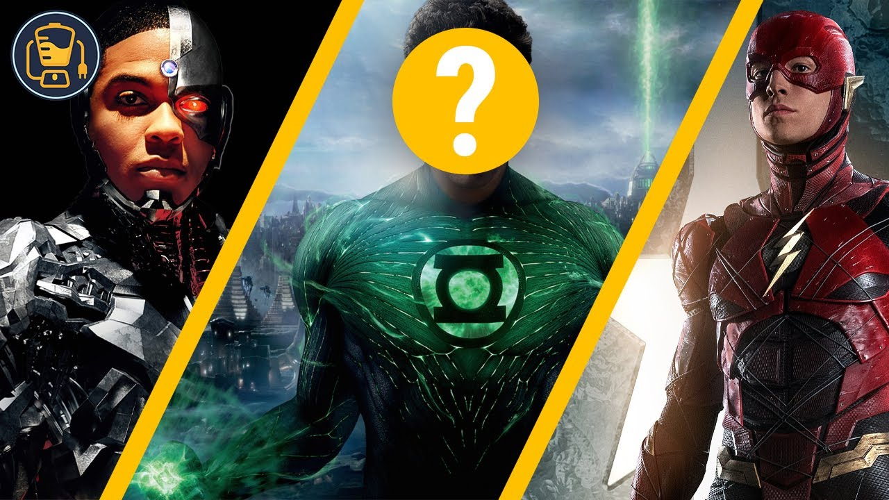 Download Cyborg, The Flash And All The Missing DC Movies