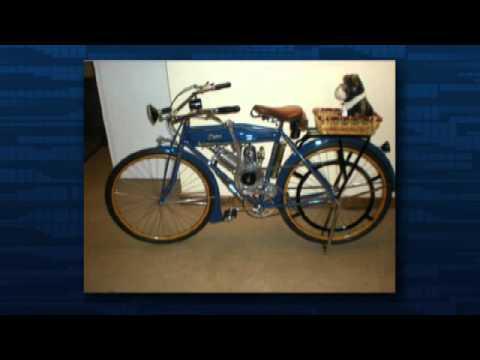 Antique bicycles stolen in Clifton Park