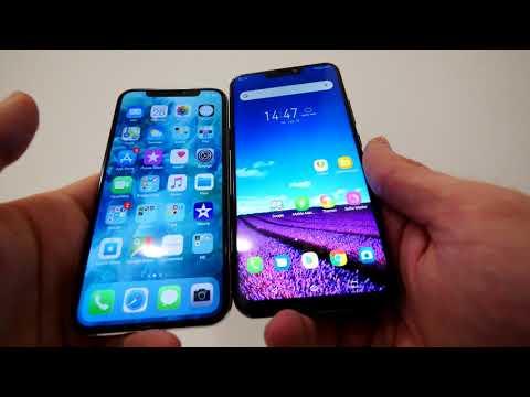 ASUS Zenfone 5 / 5Z vs. Apple iPhone X - Hands-On