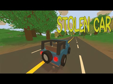 STOLEN CAR! - Unturned - Ep.03