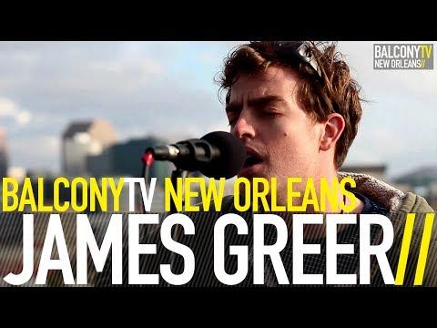 JAMES GREER - REBIRTH IS A WAVE (BalconyTV)