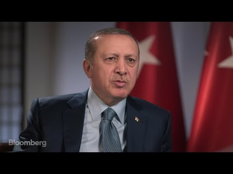 Turkey's Erdogan on