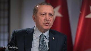 Turkey's Erdogan on U.S. Relations, Fethullah Gulen