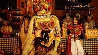 "Tari Jaranan Leak Bali "" Wahyu Budoyo Mudo ""  Indonesian traditional dance Part 1"